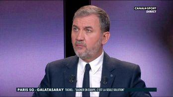 """Le PSG doit """"gagner en équipe"""""""