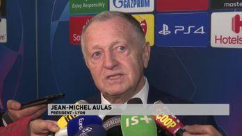 """J-M Aulas : """"Memphis, un capitaine incroyable"""""""