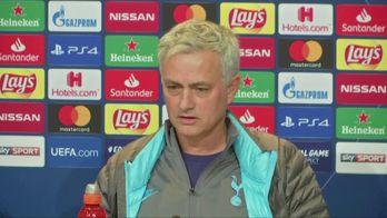 """J. Mourinho : """"Développer notre propre plan de jeu"""""""
