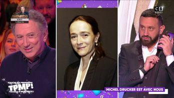 Cyril Hanouna appelle en direct Delphine Ernotte, la présidente de France Télévisions