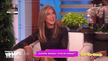 Jenifer Aniston : La fin du célibat ?