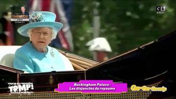 Buckingham Palace : Les disjonctés du royaume