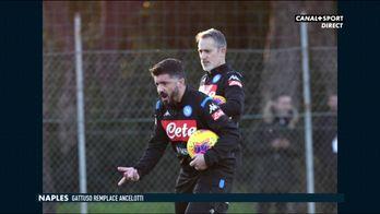 Gattuso remplace Ancelotti
