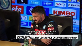 Gattuso prend la suite d'Ancelotti