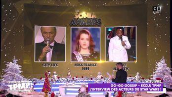 """""""Les Sonia Award"""" avec Sonia Rolland : Les moments les plus malaisants dans une élection de Miss"""
