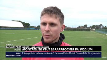 Montpellier veut se rapprocher du podium