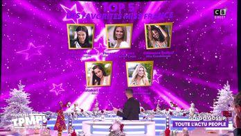 Le top 5 média du concours Miss France 2020