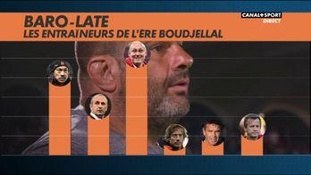 Le Baro-Late des entraîneurs de l'ère Boudjellal