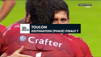 Toulon : Destination (phase) finale ?