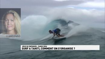 Surf à Tahiti, comment on s'organise ?