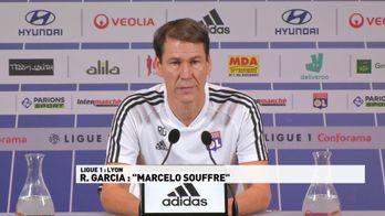 """R.Garcia : """"Marcelo souffre"""""""
