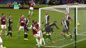 Le résumé de Burnley / Newcastle