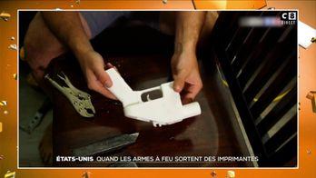 Etats-Unis : Des armes à feu indétectables fabriquées grâce à des imprimantes 3D