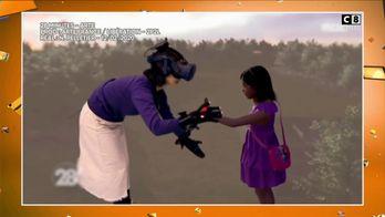 Corée du sud : Grâce à la réalité virtuelle, une mère revoit sa fille décédée à 7 ans