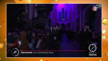 Danemark : Quand une cathédrale se transforme en boîte de nuit !