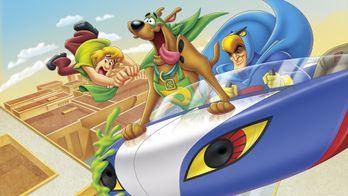 Scooby-Doo : Blue Falcon le retour