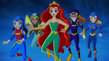 DC Super Hero Girls : Les légendes de l'Atlantide