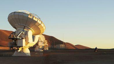 Chili, les astronomes de l'extrême