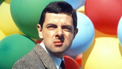 Mr Bean va en ville