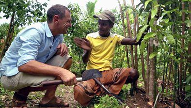 Fred Chesneau au Sri Lanka