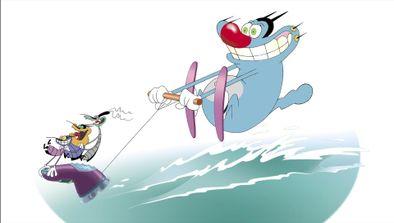 Péril au périscope (ex-sous-mariniers)