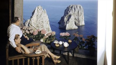 Capri, rendez-vous jet-set