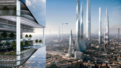 Les villes du futur