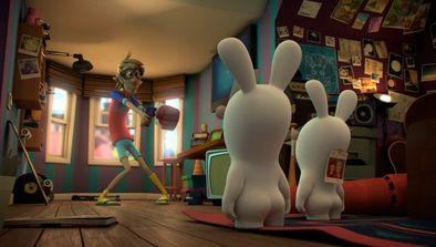 Les lapins de l'amour