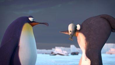 Crétin pingouin