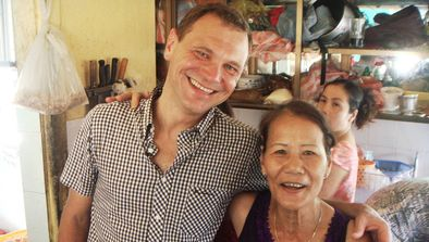 Fred Chesneau au Viêtnam