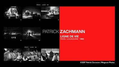 Patrick Zachmann : «Lignes de vie», Pavel Lounguine