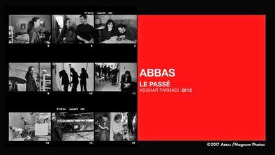 Abbas : le passé Asghar Farhadi