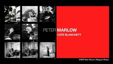 Peter Marlow : Cate Blanchett