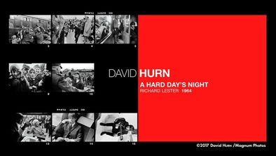 David Hurn : «The Hard Day's Night», Richard Lester (1964)