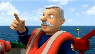 Le commandant devient capitaine