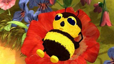 Barnabé le scarabée : la peinture jaune