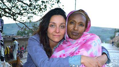 Perrine Crosmary en Ethiopie