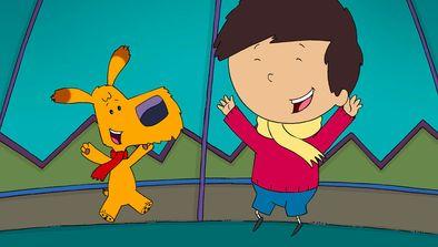 Woofy veut redevenir un chien