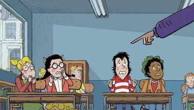 Le chouchou de la classe