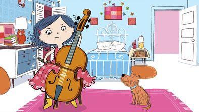 A nous deux violoncelle !