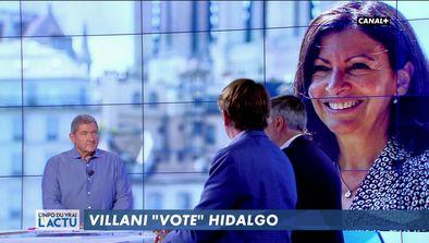 """Villani """" Vote"""" Hidalgo"""