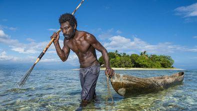 Papouasie-Nouvelle-Guinée, les danseurs du feu