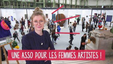 L'association AWARE (Spécial Art Paris)