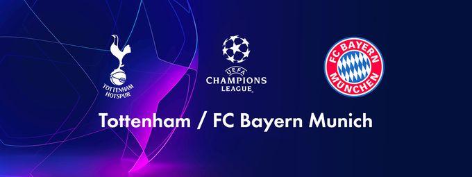 Tottenham (Gbr) / Bayern Munich (Deu)