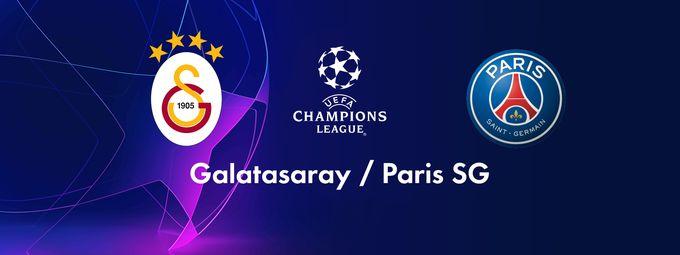 Galatasaray (Tur) / Paris-SG (Fra)