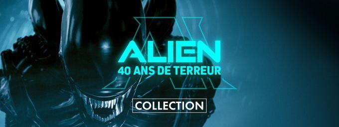 Alien 40 ans de terreur