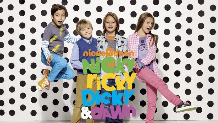 Nicky, Ricky, Dicky et Dawn