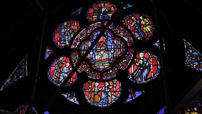 La Sainte-Chapelle par la volonté de Saint Louis