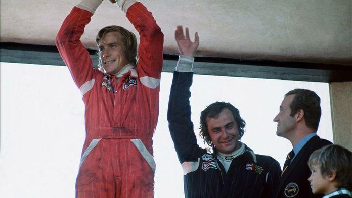Hunt vs Lauda, les plus grands rivaux de la F1