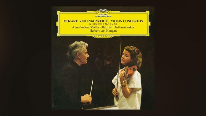 W.A. Mozart - Concerto pour violon n° 3 en sol majeur